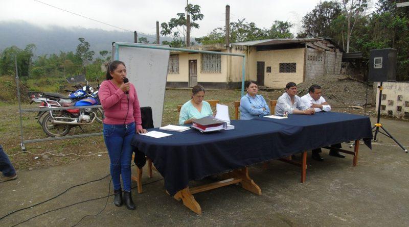 Gobierno Autónomo Descentralizado Municipal del Cantón Chillanes. Presupuesto Participativo para el Ejercicio Fiscal 2020 para la zona Subtropico.
